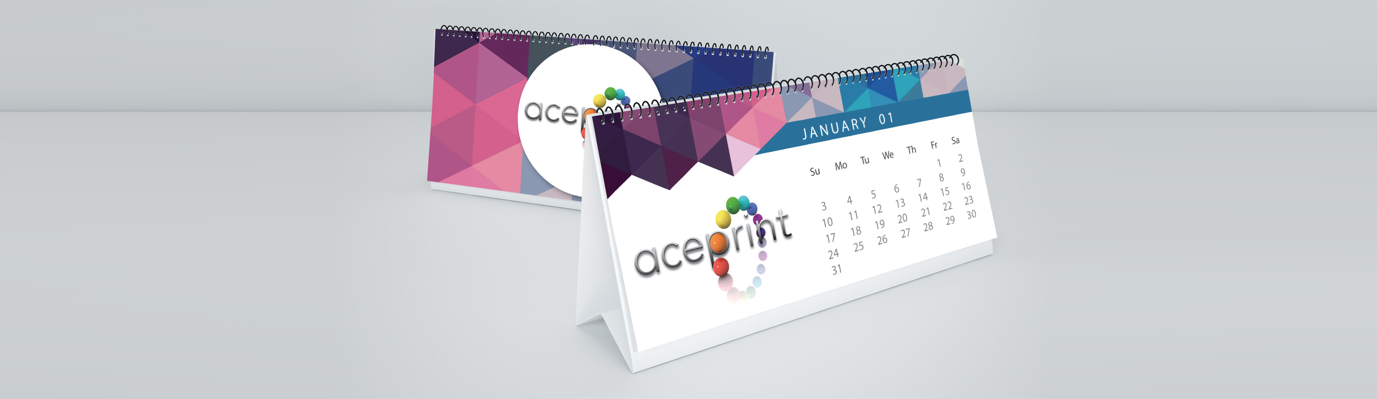 ace print personalised calendar printing with photos