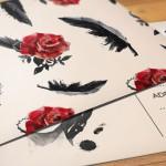 postcard-page